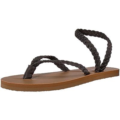 O\'NEILL Women\'s Pismo Sandal, Black, 8 Regular US | Flats