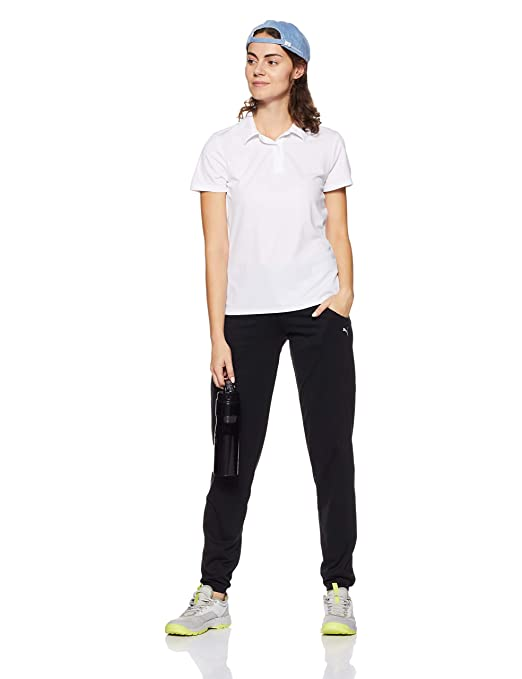 7e3c78bff21b1 PUMA Essential Pantalon Femme Puma Black: Amazon.fr: Sports et Loisirs