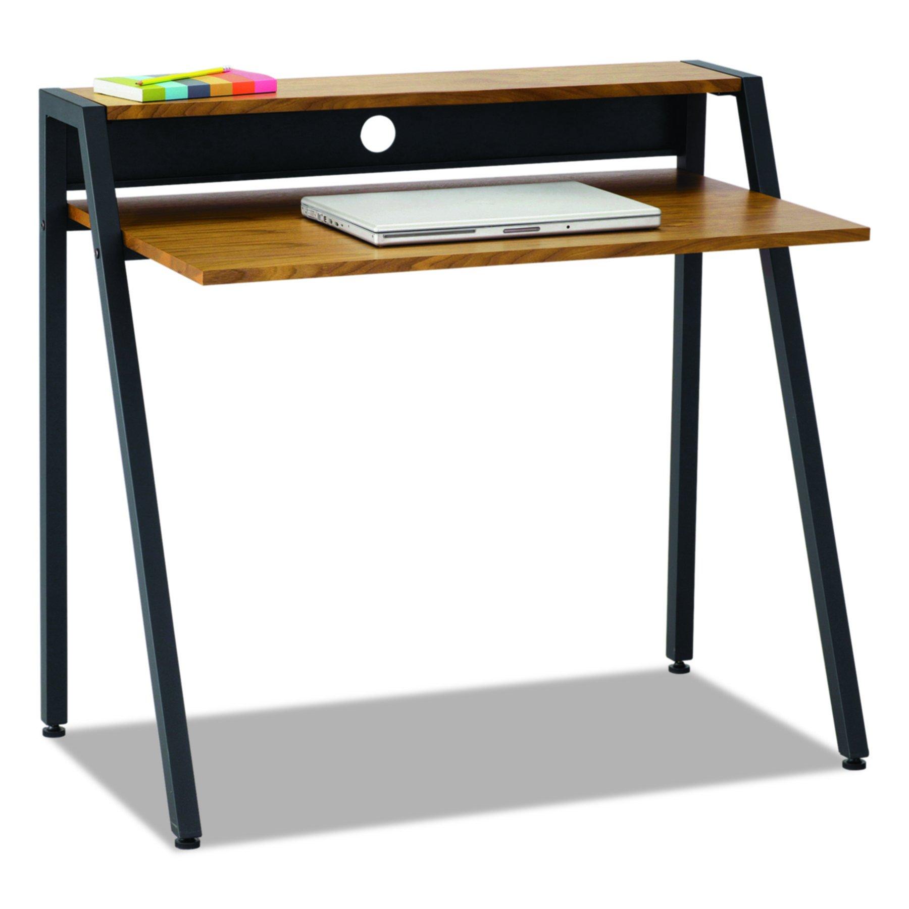 Safco Products 1951BL Studio Writing Desk, Black