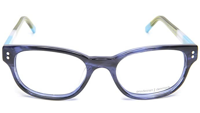 Amazon.com: NEW PRODESIGN DENMARK 4709 c.9032 BLUE EYEGLASSES FRAME ...