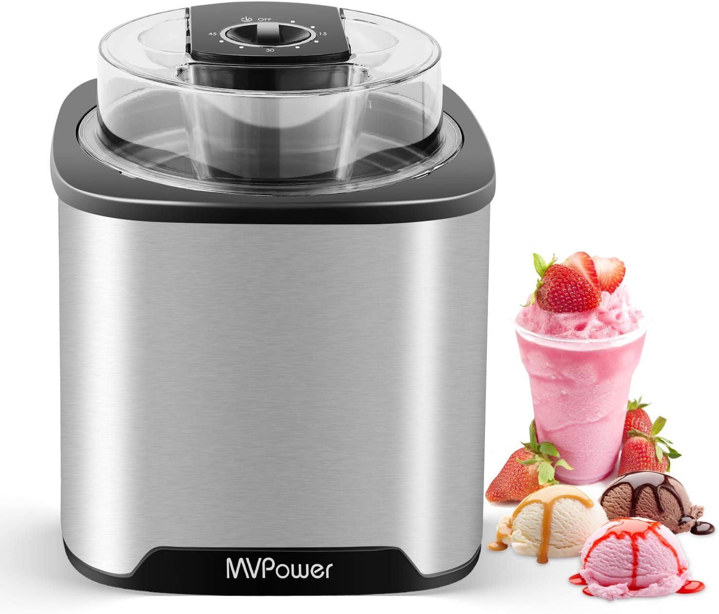 Máquina para hacer helados de MVPower