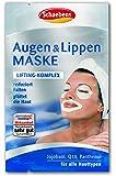 Schaebens Augen und Lippen Maske, 10er Pack (10 x 6 ml)