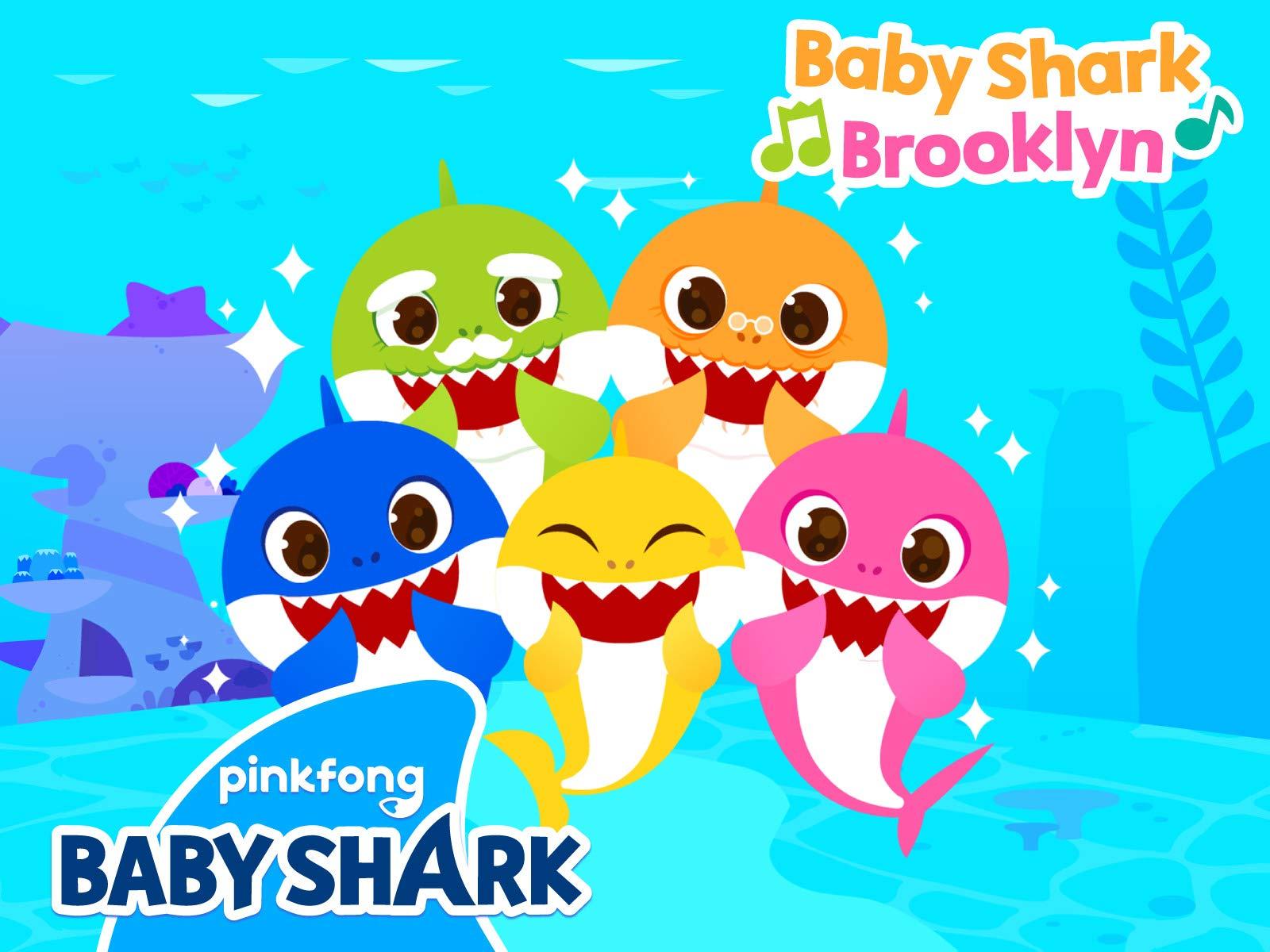 Baby Shark Brooklyn - Season 1