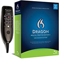 Dragon Medical Practice Edition 2 with Powermic III for Windows