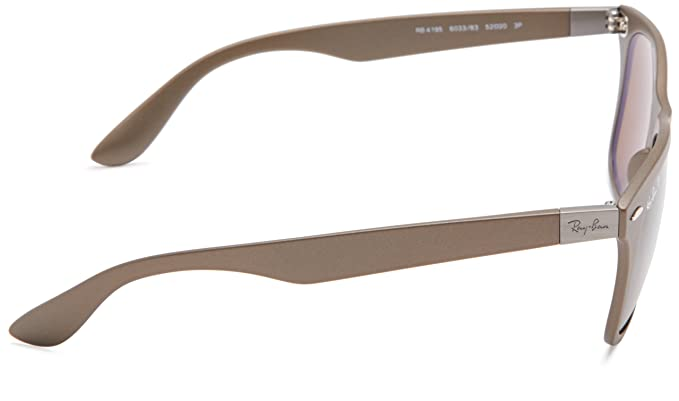 Ray-Ban - Gafas de sol Wayfarer 0rb4195 RB4195, Brown (603383 603383 ...