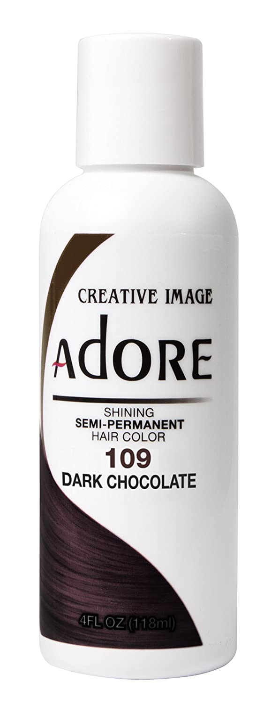 Amazon Adore Creative Image Hair Color 109 Dark Chocolate