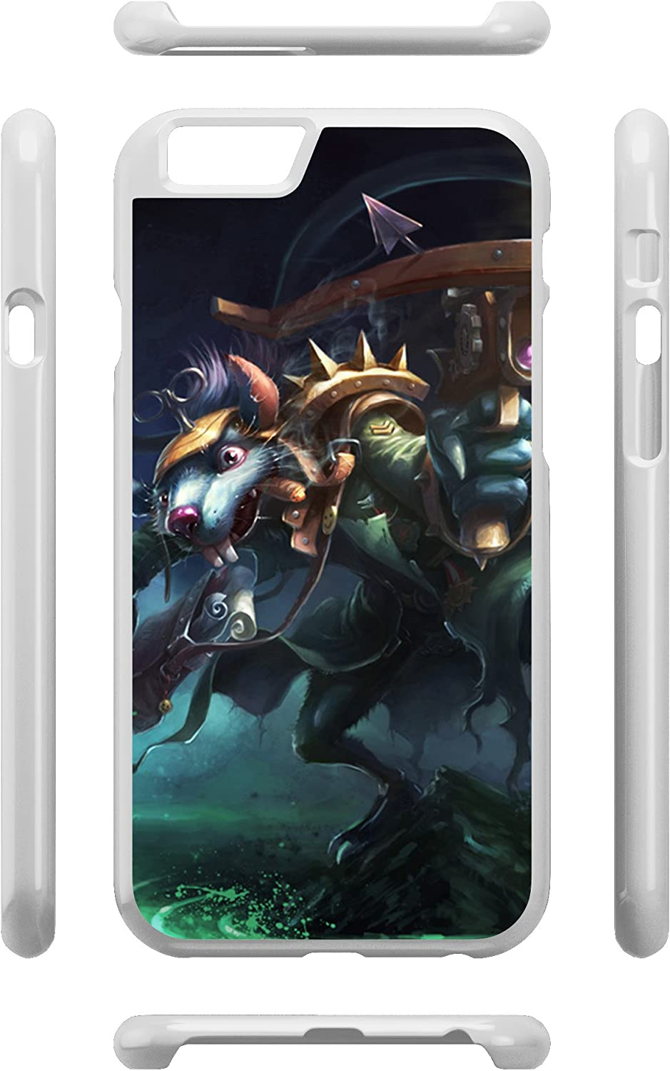 Amazon.com: Twitch-003 League of Legends LoL case cover for ...