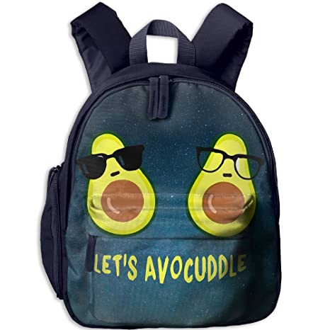 Let s avocuddle camisa Fanny Vegan vegetariano ligero cute Durable Cute Kid s mochila