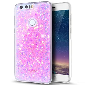 timeless design 43ea2 1ce96 ikasus Huawei Honor 8 Case,Huawei Honor 8 Glitter Case: Amazon.co.uk ...