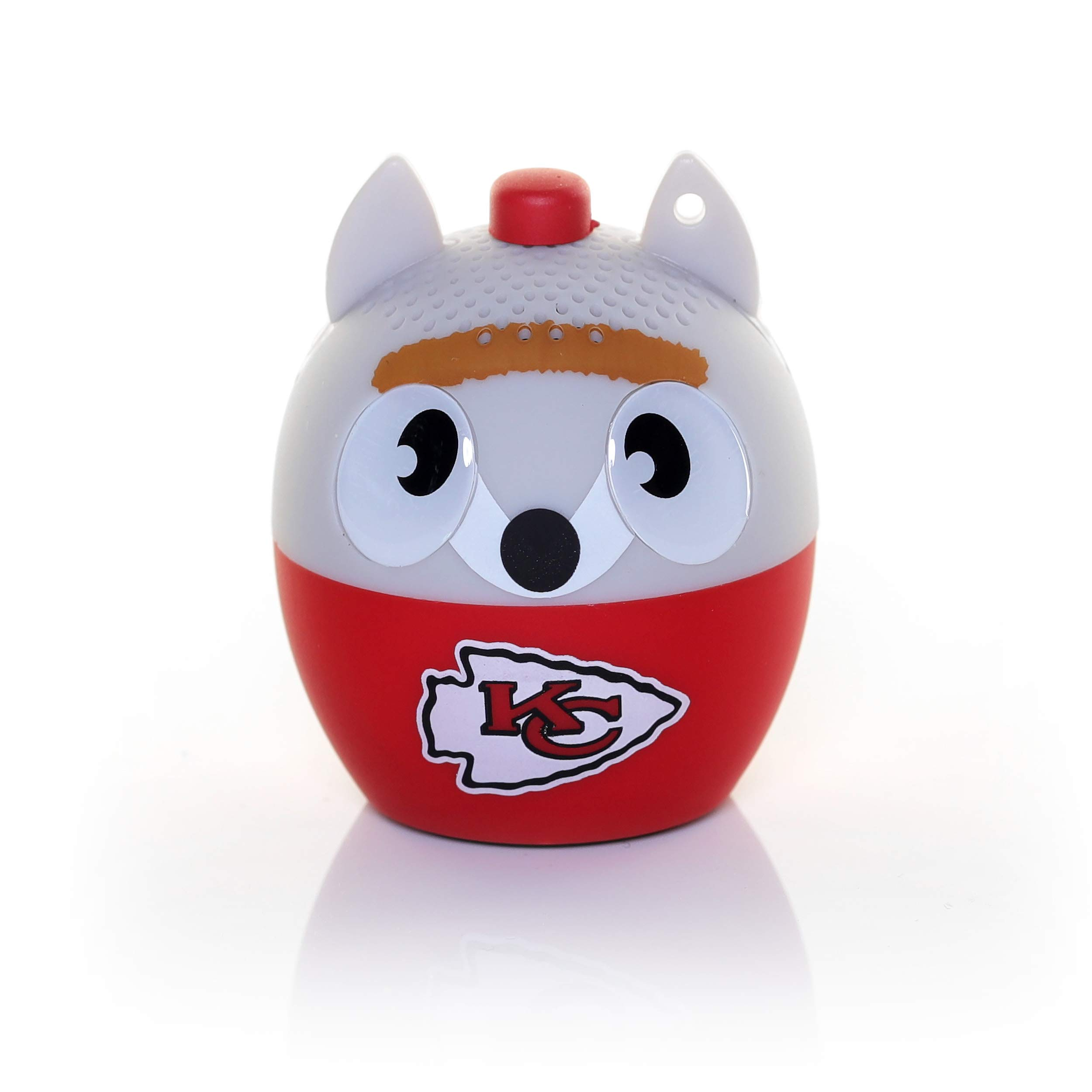 Parlante Bluetooth NFL Kansas City Chiefs Bitty Boomer wirel