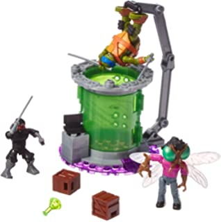 Mattel Mega Bloks dpf85 - Teenage Mutant Ninja Turtles ...