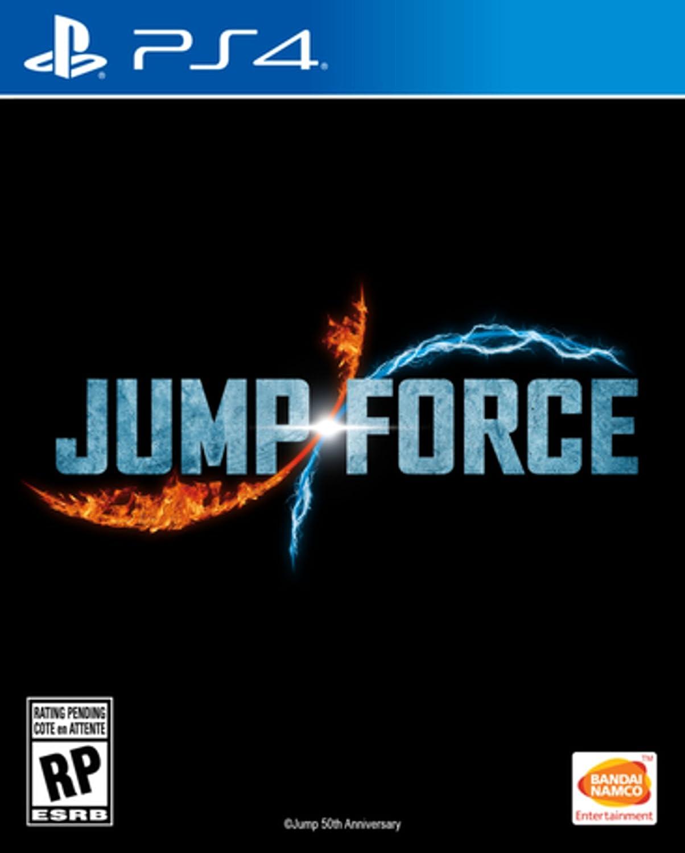 Amazon.com: Jump Force - PS4 [Digital Code]: Video Games