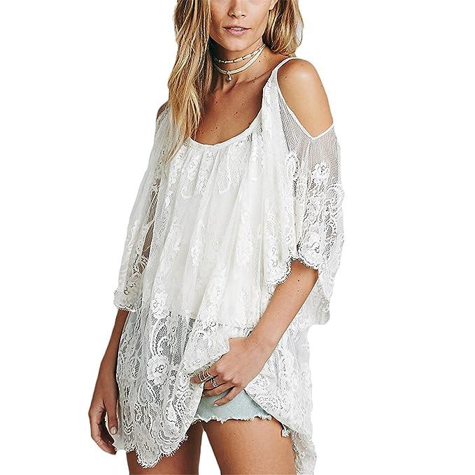 818ef28719d NEW Women Beach Dress Sexy Strap Sheer Floral Lace Embroidered Crochet  Summer Dresses Hippie Dress Vestidos