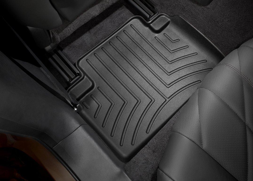 Weathertech floor mats lexus is250 - Amazon Com Weathertech Custom Fit Rear Floorliner For Lexus Is250 Is300 Is350 Black Automotive