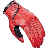 Royal Enfield Summer GLS16001 Gloves (Red, M)