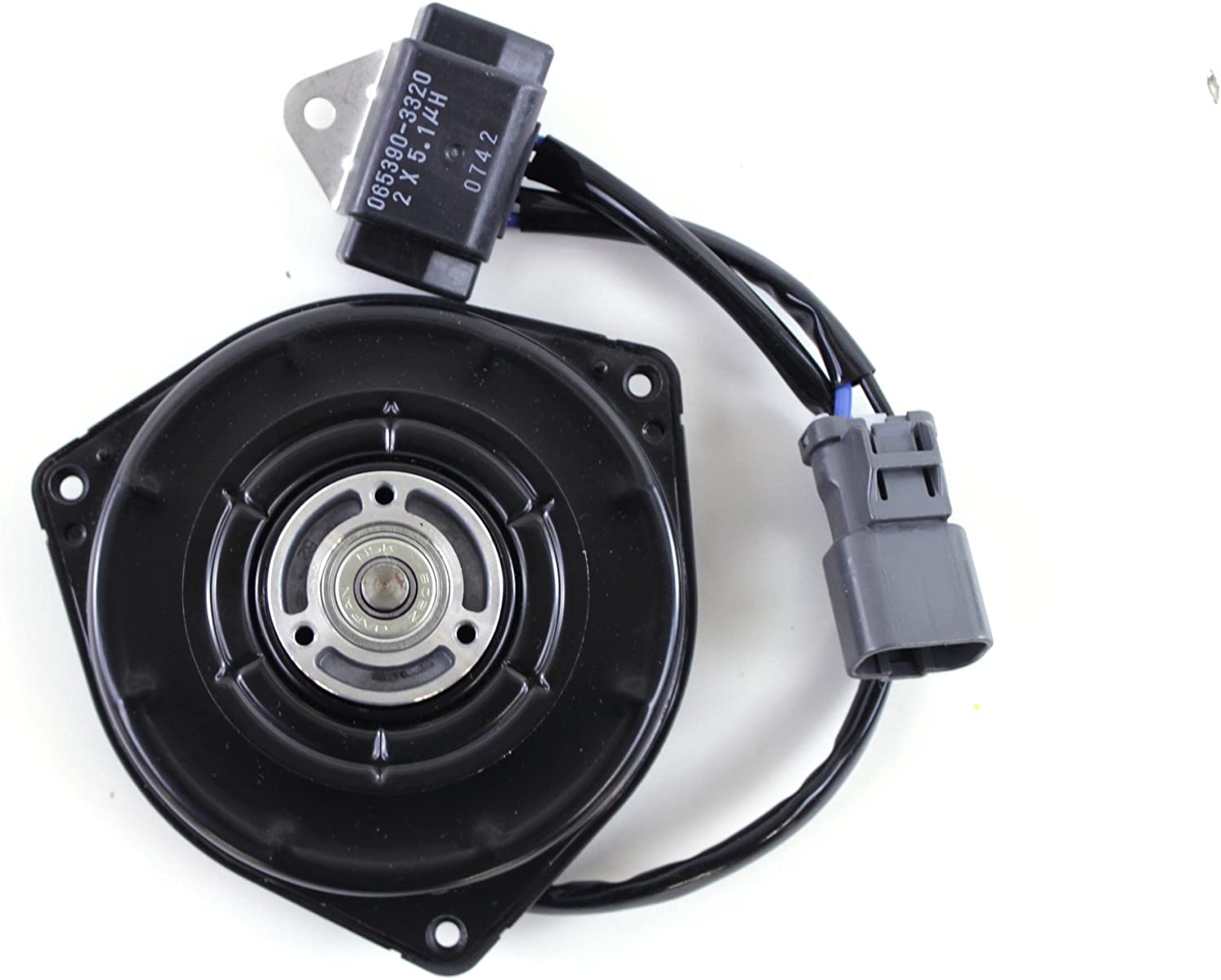 Genuine Honda Parts 38616-RNA-A01 Radiator Cooling Fan Assembly