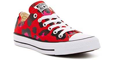 741d3973882195 Image Unavailable. Image not available for. Color  Converse Chuck Taylor  All Star Lo Top Casino Magenta Glow Black