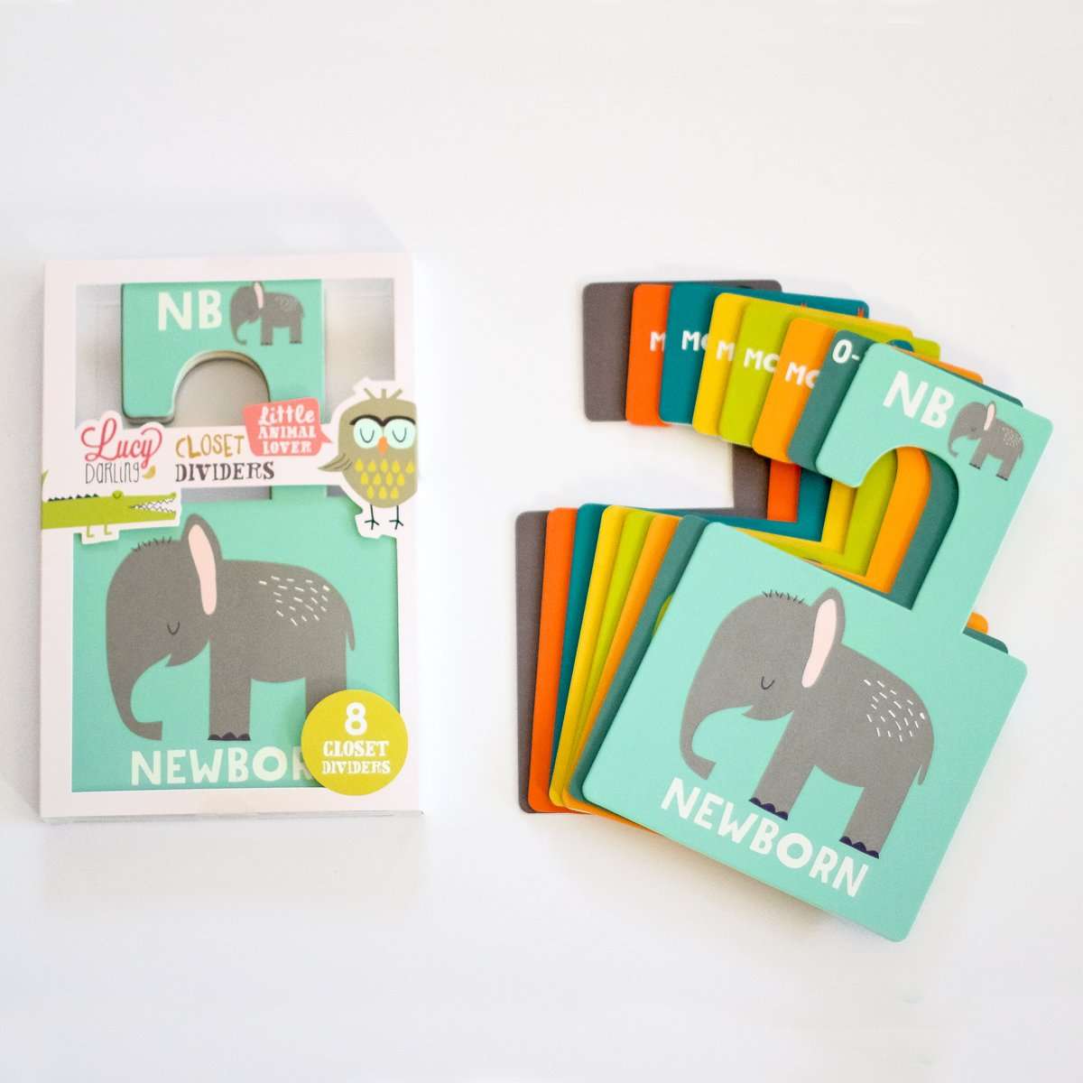 Little Animal Lover Closet Dividers Lucy Darling