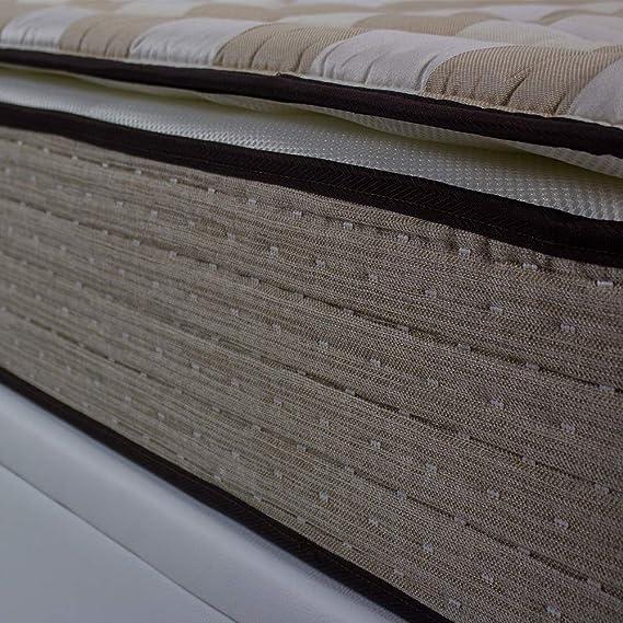 Naturconfort Colchón viscoelástico Gama Alta, Airgel, 150x190cm: Amazon.es: Hogar