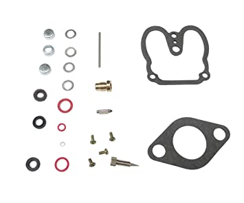 Amazon.com: Kit de carburador para K2119 Wisconsin LQ37 VG4D ...