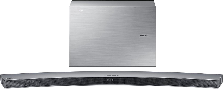 Samsung HW-J6001/ZF - Barra de sonido curva 6.1 Ch, 300W, plateado: Amazon.es: Electrónica