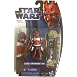 Star Wars The Clone Wars Clone Commander Fox Action Figure