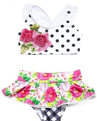 e7ea9e6e81e08 Amazon.com: Be Girl Clothing Swim 2018- Venus Swimsuit: Clothing