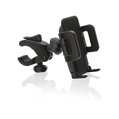 Xventure Sport X TekGrip Clamp Mobile Mount iPhone X 8 Plus 7 SE 6s 6 5s 5 Samsung Galaxy S9 S8 S7 S6 S5 Note Google Pixel 2 XL LG Nexus Sony Nokia ATV Golf Cart Wheelchair Walker (XV1-906-2)