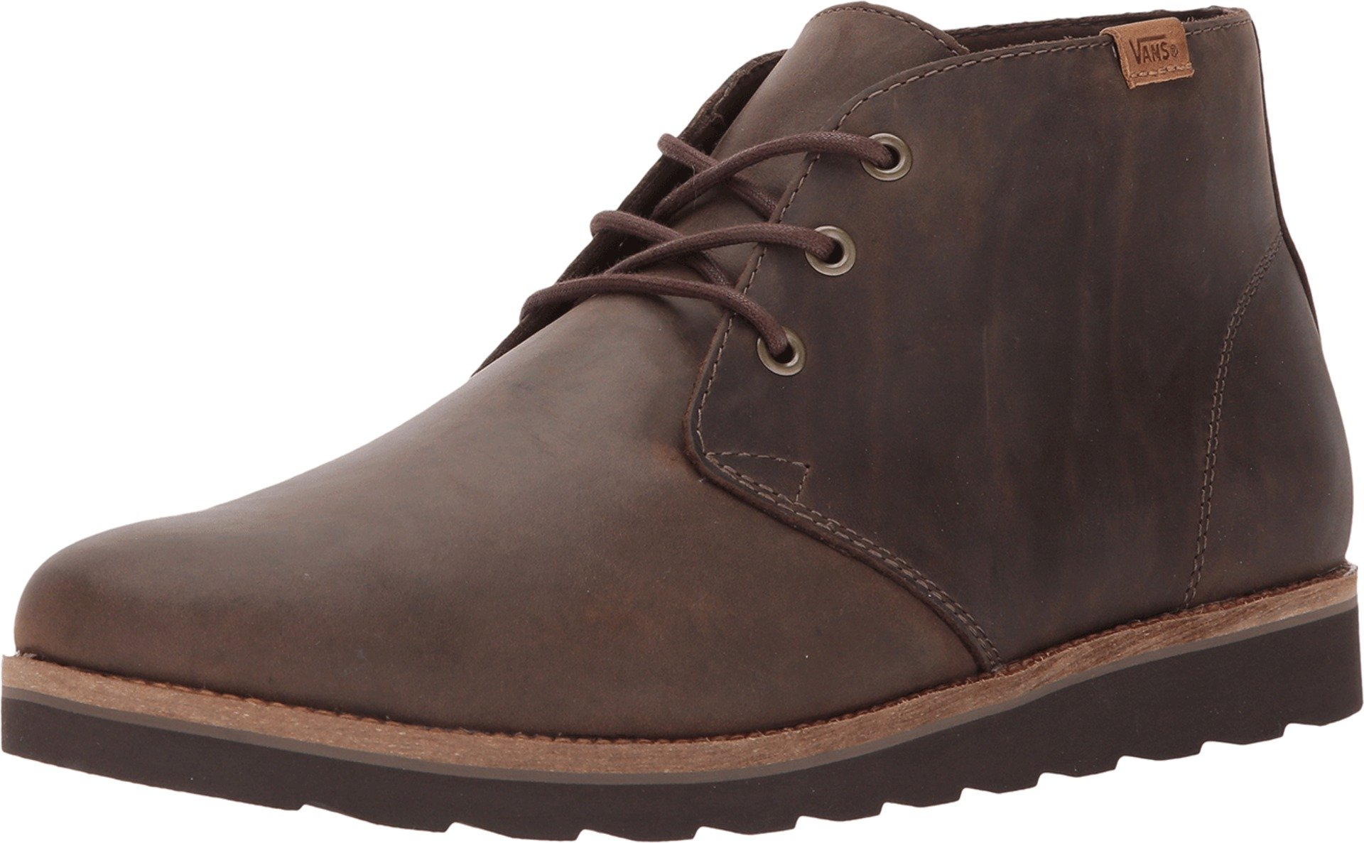 Vans Desert Chukka Boot, Leather Carafe (8 D(M) US)