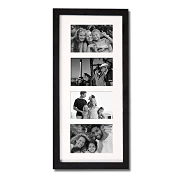 Wall Hanging Photo Frames Designs set 11 wall hanging photo frames designs on fab ideas on family Adeco Pf0426 Decorative Black Wood Wall Hanging Picture Photo Frame With White Mat