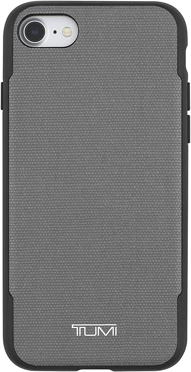 Tumi Astor Co-Mold Case Black Gray for Apple iPhone 6 & 6s TUIPH-006-CCGRY-V
