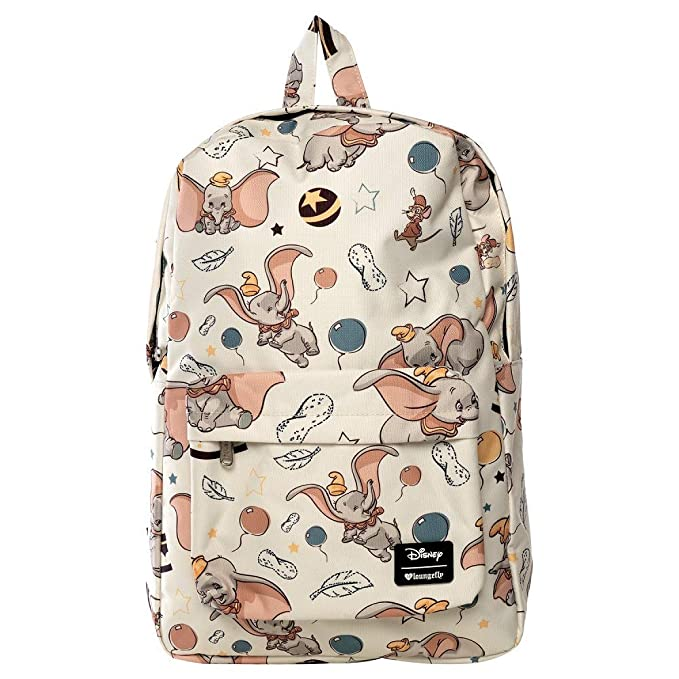Loungefly Disney Dumbo Retro Print Backpack Standard