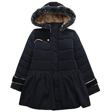 b9cf785c743c Amazon.com  Richie House Little Girls  Winter Padding Jacket with ...