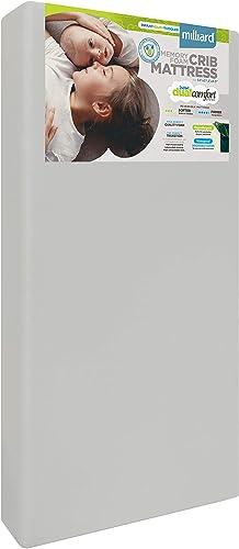 Milliard Crib Mattress Flip Technology