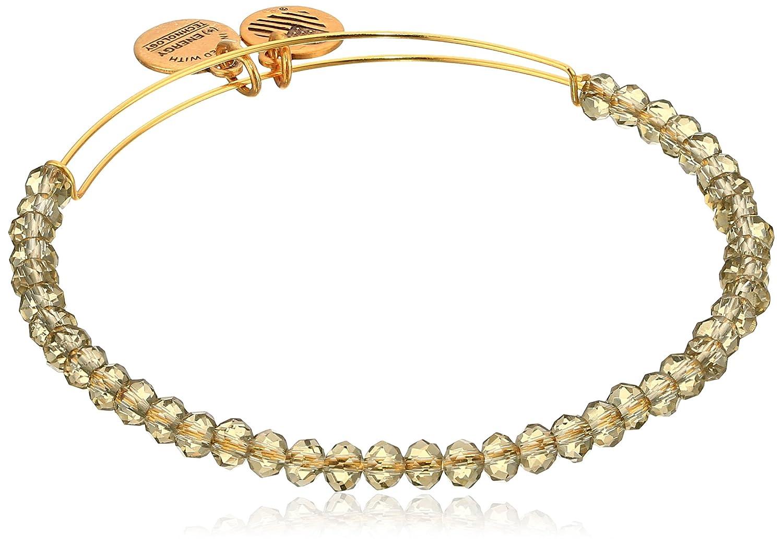 Alex Ani Brilliance Crescent Bracelet Image 3