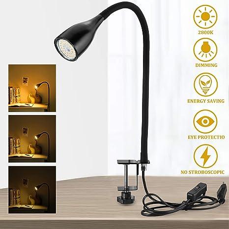 lampada alogena scrivania barcci flessibili
