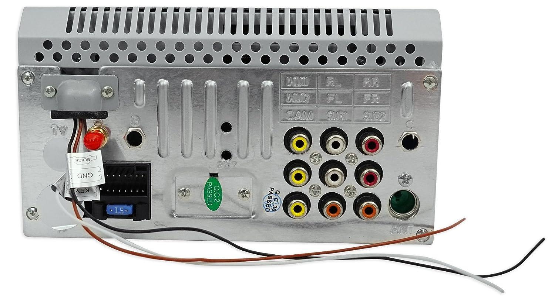 2008 2012 Subaru Impreza Wrx Sti Navigation Dvd Usb Stereo Wiring Receiver Bluetooth Camera Gps
