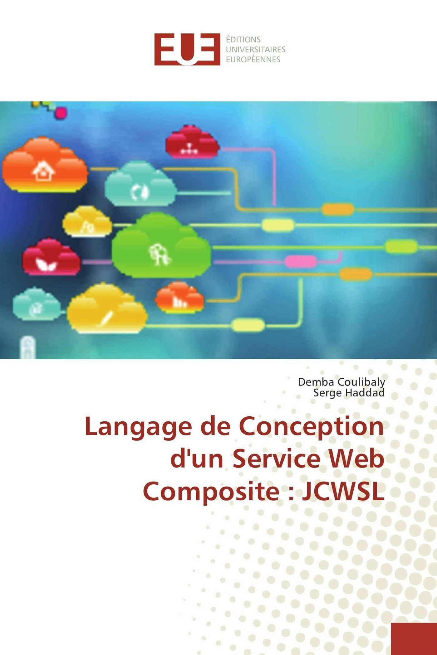 Langage De Conception Dun Service Web Composite Jcwsl French