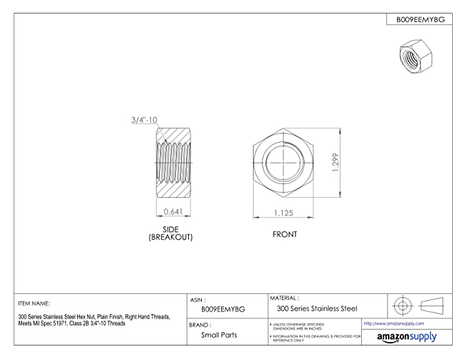 The Hillman Group 3219 5//16-18 x 1//2-Inch Socket Head Cap Screw 10-Pack