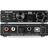 Douk Audio イタリア Amanero USB DAC XMOS オーディオ デコーダ DSD HiFi ヘッドフォンアンプ メール便発送不可 (ブランド)