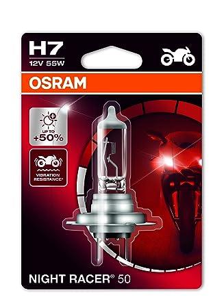 Osram 64210NR5-01B Ultra Life Lámpara Halógena de Faros H7 Px26D 55 W 12 V