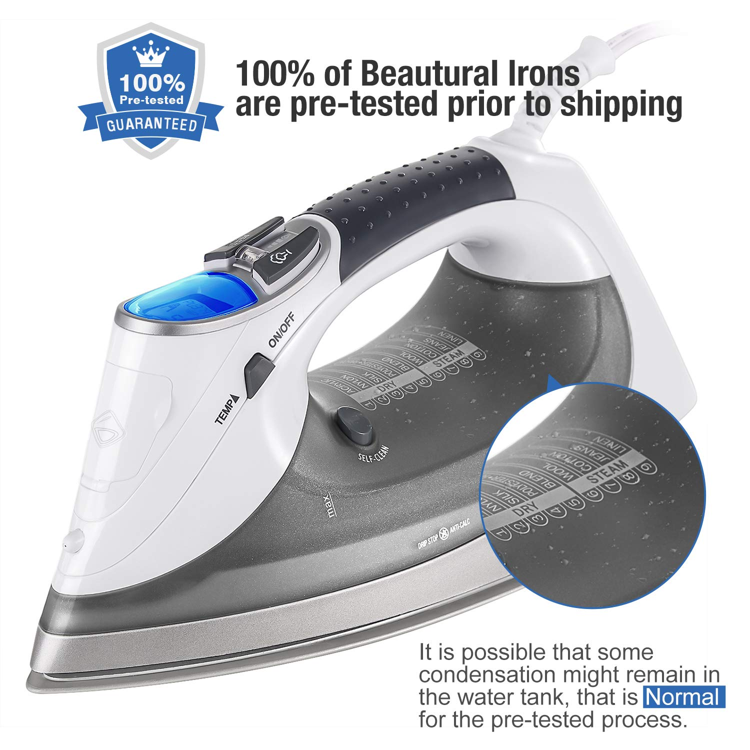 best steam irons consumer reports