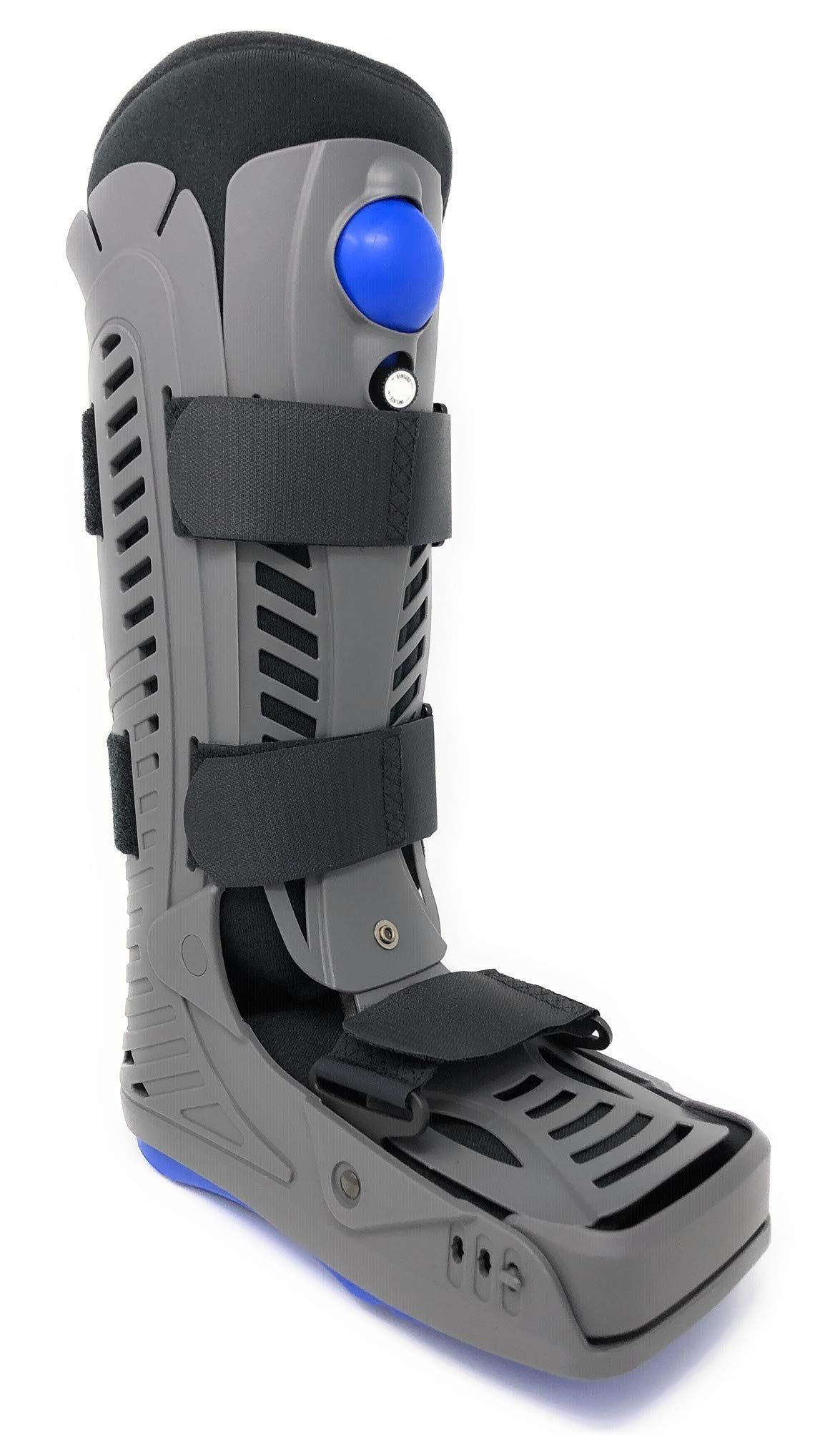 SB High Top Closed Toe Air Medical Fracture Boot (Medium) by SB SUPERIORBRACES