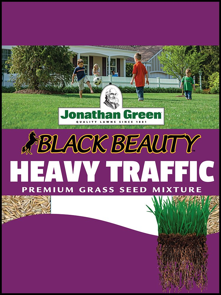 Jonathan Green Heavy Traffic Grass Seed, 3-Pound (10970)