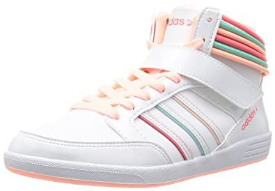 Adidas Neo Hoops Bangle W Damen Sneaker Weiß (36 2/3) adidas Billig Verkaufen Kaufen fV17C