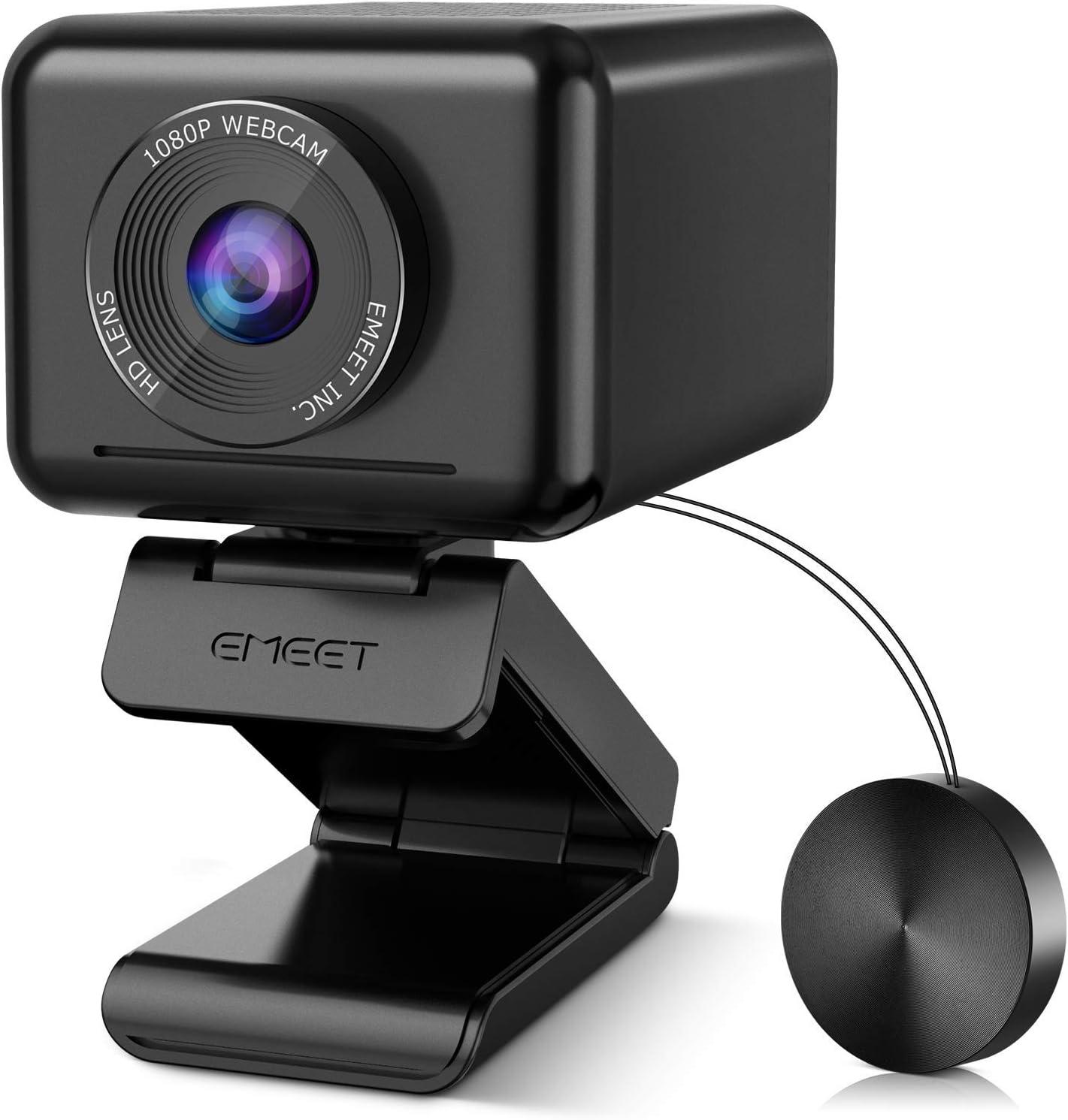 All-in-One Jupiter 1080P Webcam
