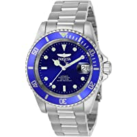 Invicta Men's Analogue Automatic Watch with Stainless Steel Strap 9094OB