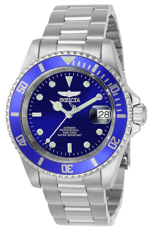 Invicta Herren-Armbanduhr Automatik Analog 9094OB