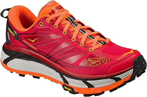 Hoka One One Mafate Speed 2 True Red y Pepper - Zapatos de Trail, 42 2/3: MainApps: Amazon.es: Zapatos y complementos