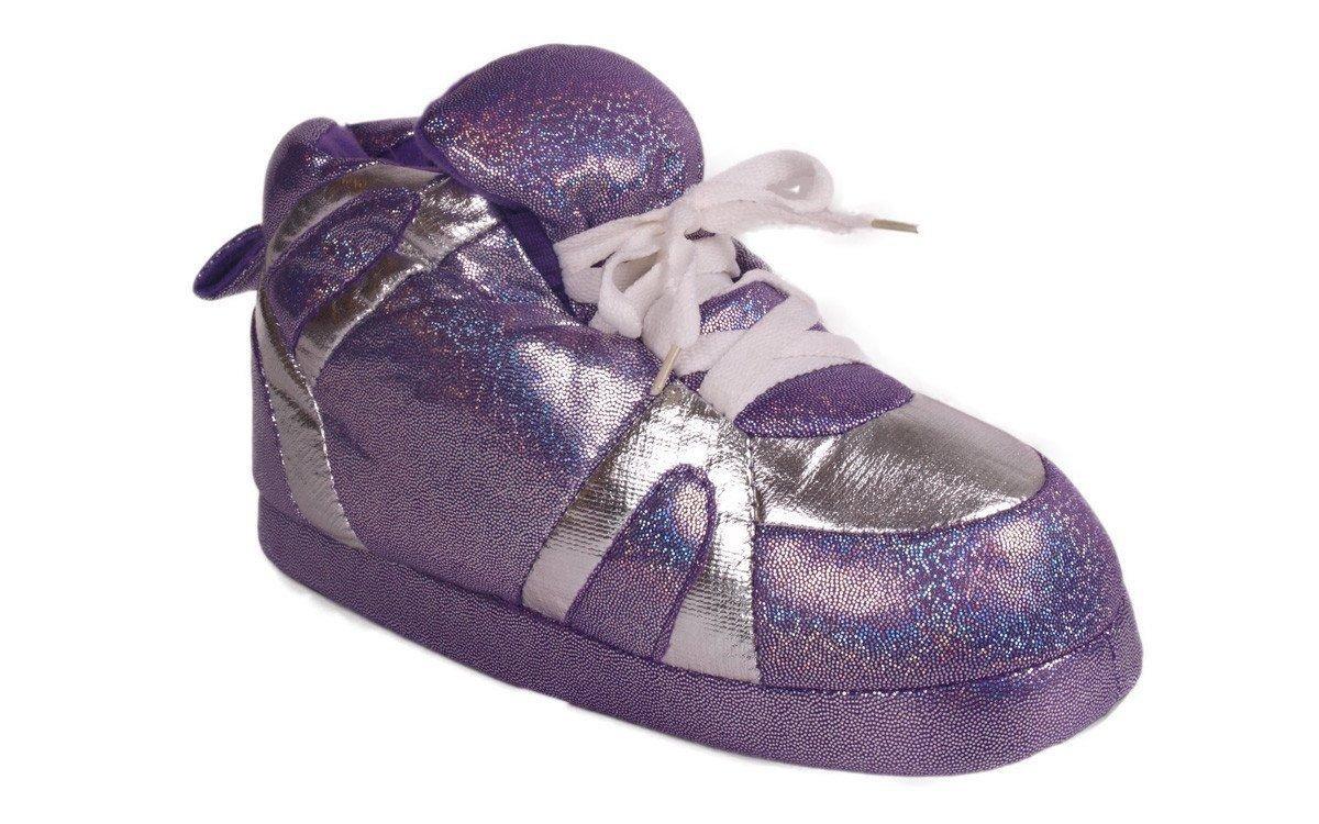 Happy Feet Mens Womens Standard Sneaker Slippers 1001